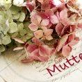 Geschenkgutschein zum Mutterag, DL - Quer, Vorderseite (171)