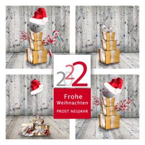 witzige eCard für Weihnachten & Silvester Firmen. Ohne Werbung (0277)