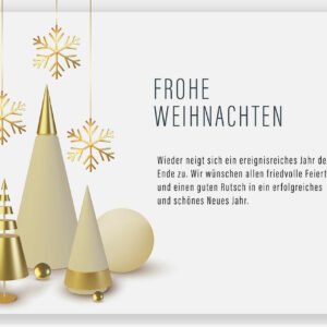 Weihnachts E-Cards